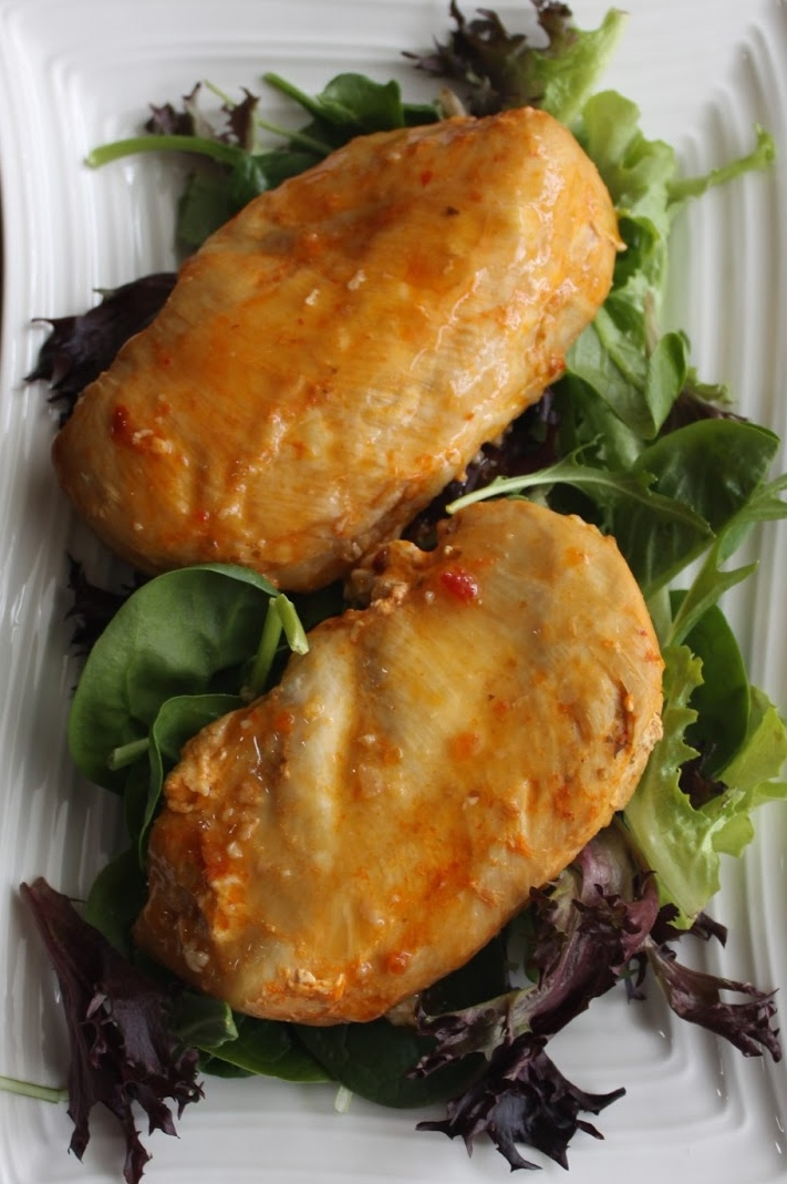 Blazin' Buffalo Chicken Breasts
