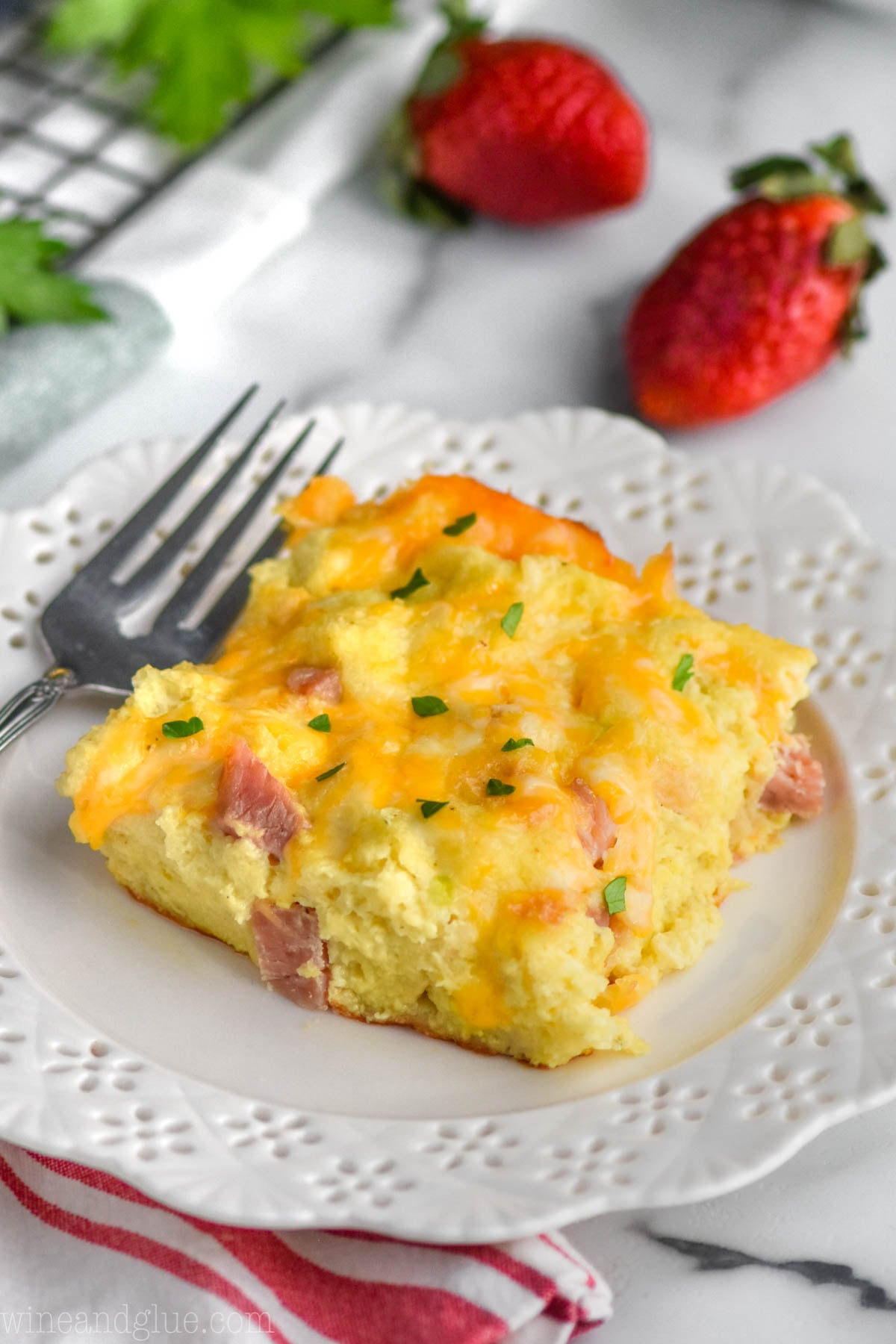 Denver Omelet Bake