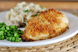 Garlic Parm Chicken Tenders