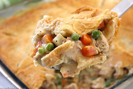 Nana's Chicken Pot Pie