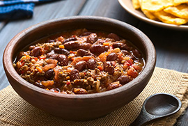 Hearty Winter Chili