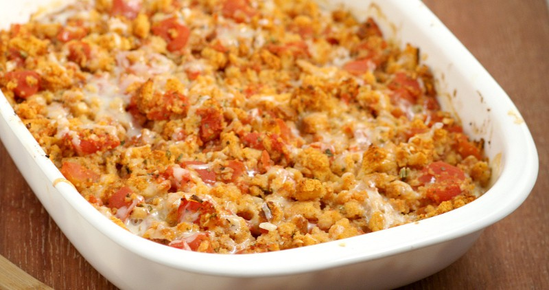 Bruschetta Chicken Bake~Limited Quantities Available