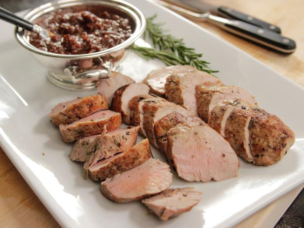 Herb-Roasted Pork Tenderloin~NEW!