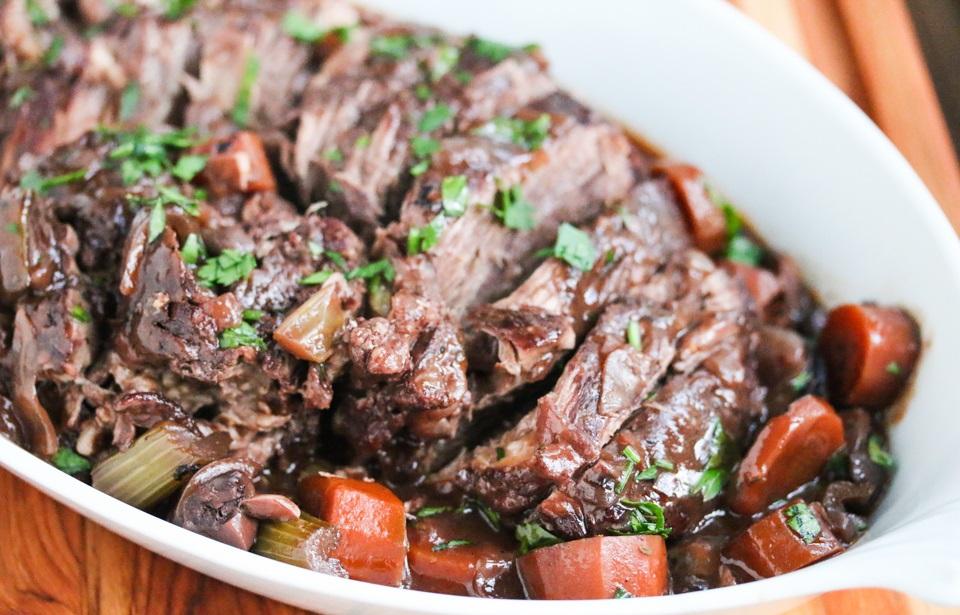 Cabernet Beef