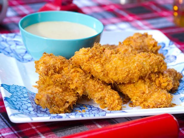 Honey Horseradish Chicken Strips