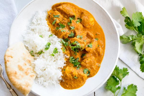 Fragrant Indian Chicken