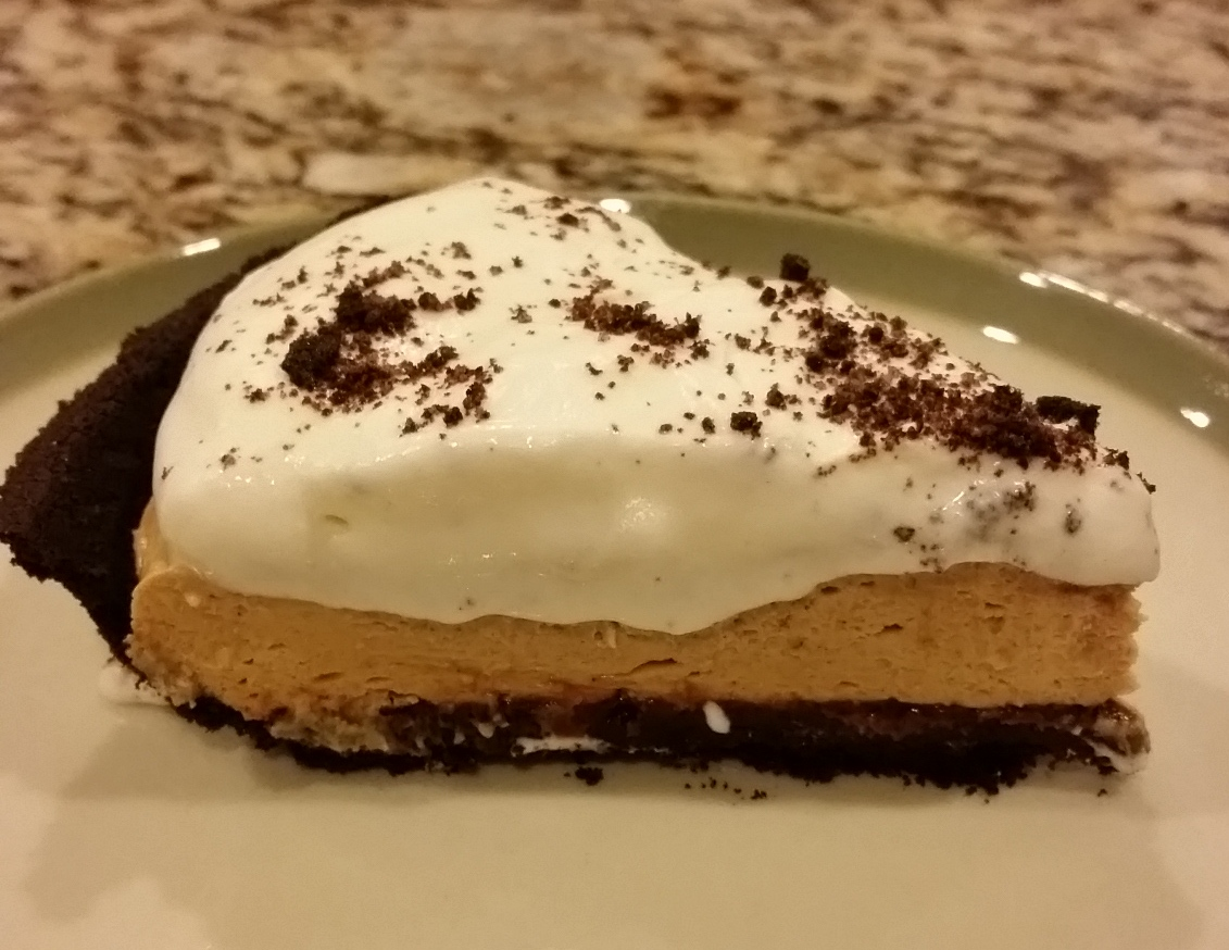 Mocha Cream Pie~NEW!