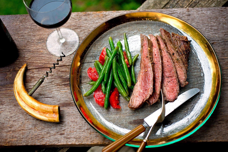 Pacific Rim Flank Steak