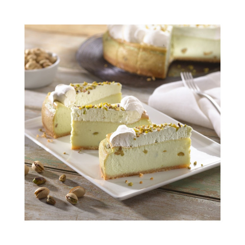 Just For Me Pistachio Cheesecake