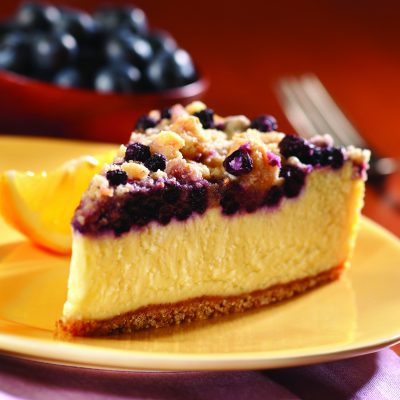 Just For Me~Blueberry Crumb Lemon Cheesecake~NEW!
