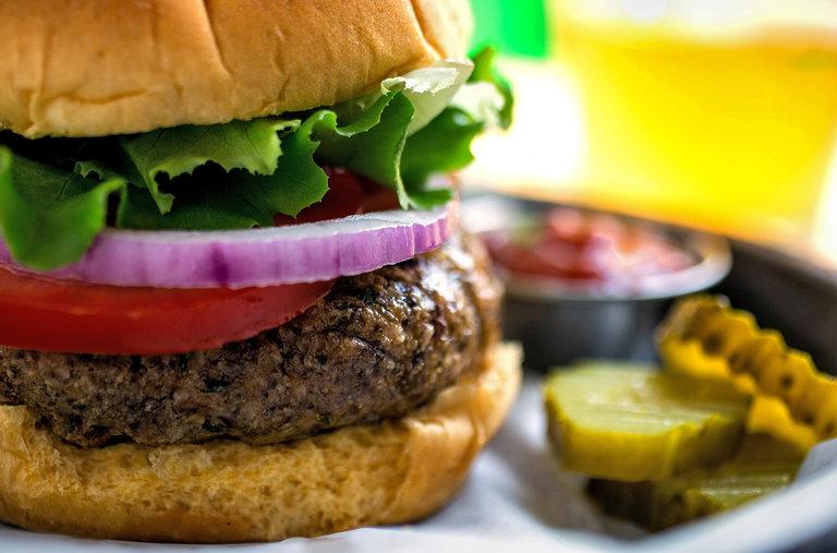 Veggie Burgers~NEW!