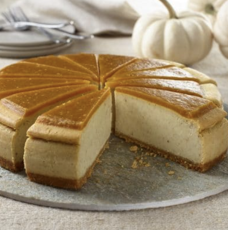 Just For Me Pumpkin Cheesecake~NEW!