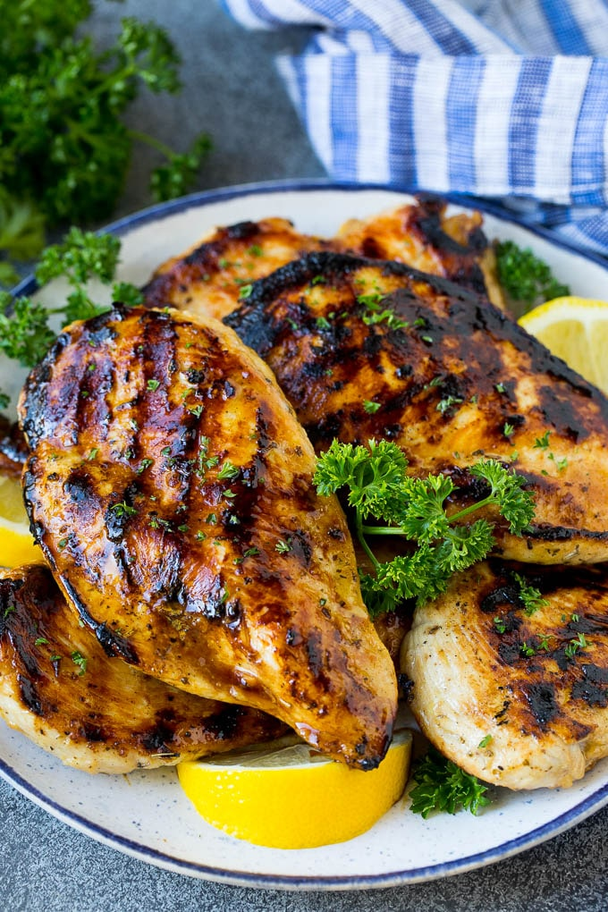 Sassy Citrus Chicken Breasts~NEW!