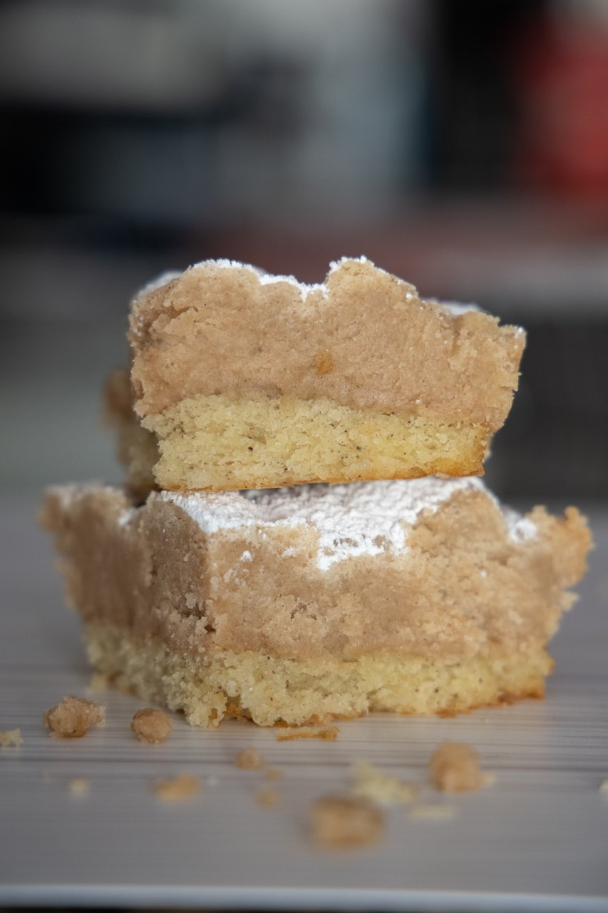 Just For Me New York Style Crumb Cake~NEW!